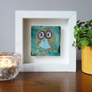 Little Round Owl